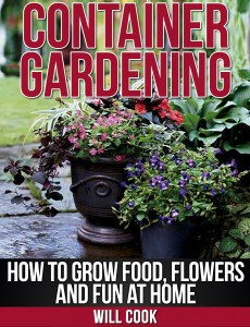 Container Gardening Kindle Book