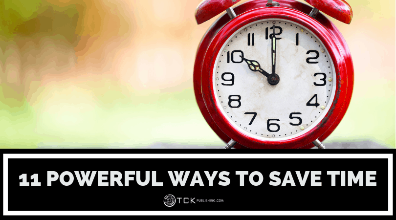 ways to save time image
