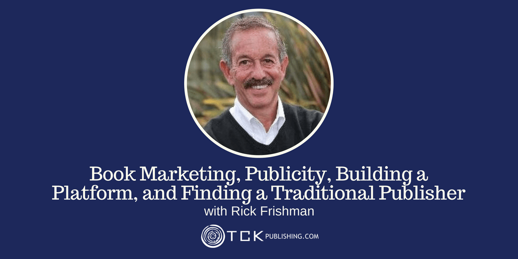 Book Marketing Rick Frishman header