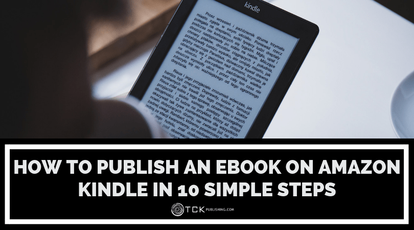 How to Publish an Ebook on Amazon Kindle in 10 Simple Steps image