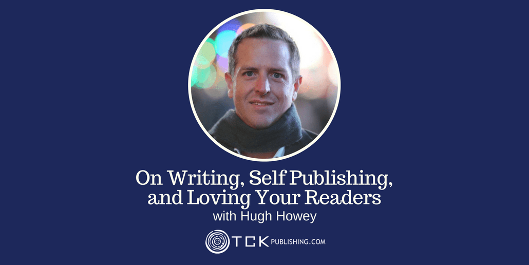 On Writing Self Publishing Hugh Howey header