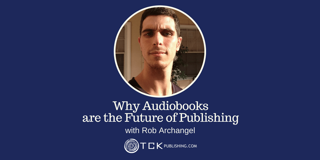 Why Audiobooks are the Future of Publishing header image