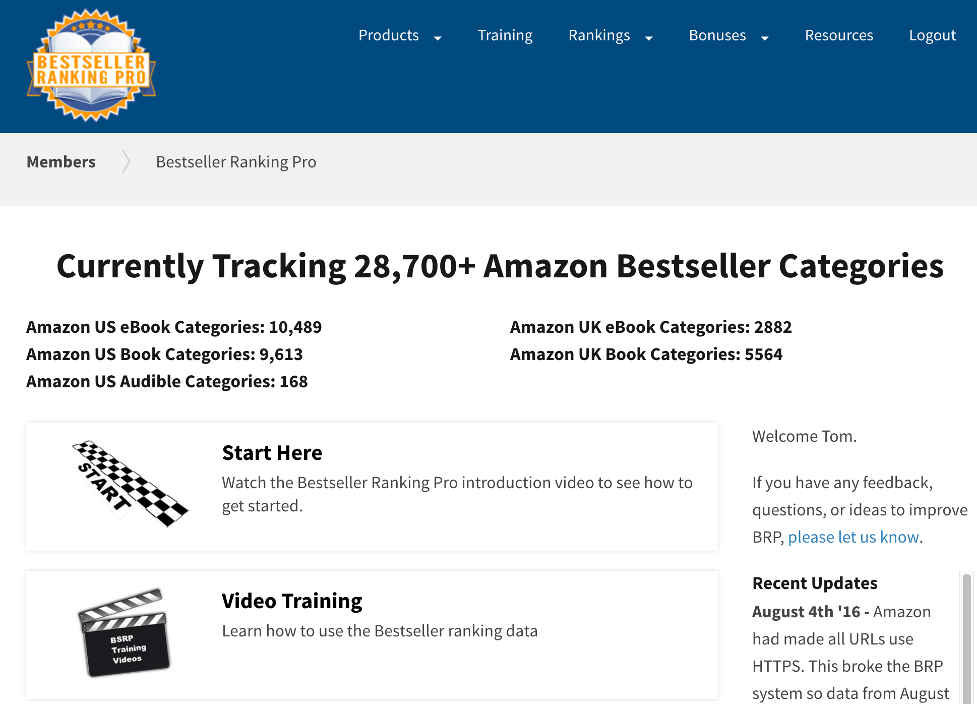 List of the Top #100 Most Competitive Amazon Kindle