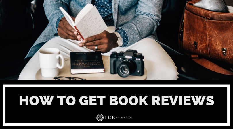 How to Get Book Reviews image