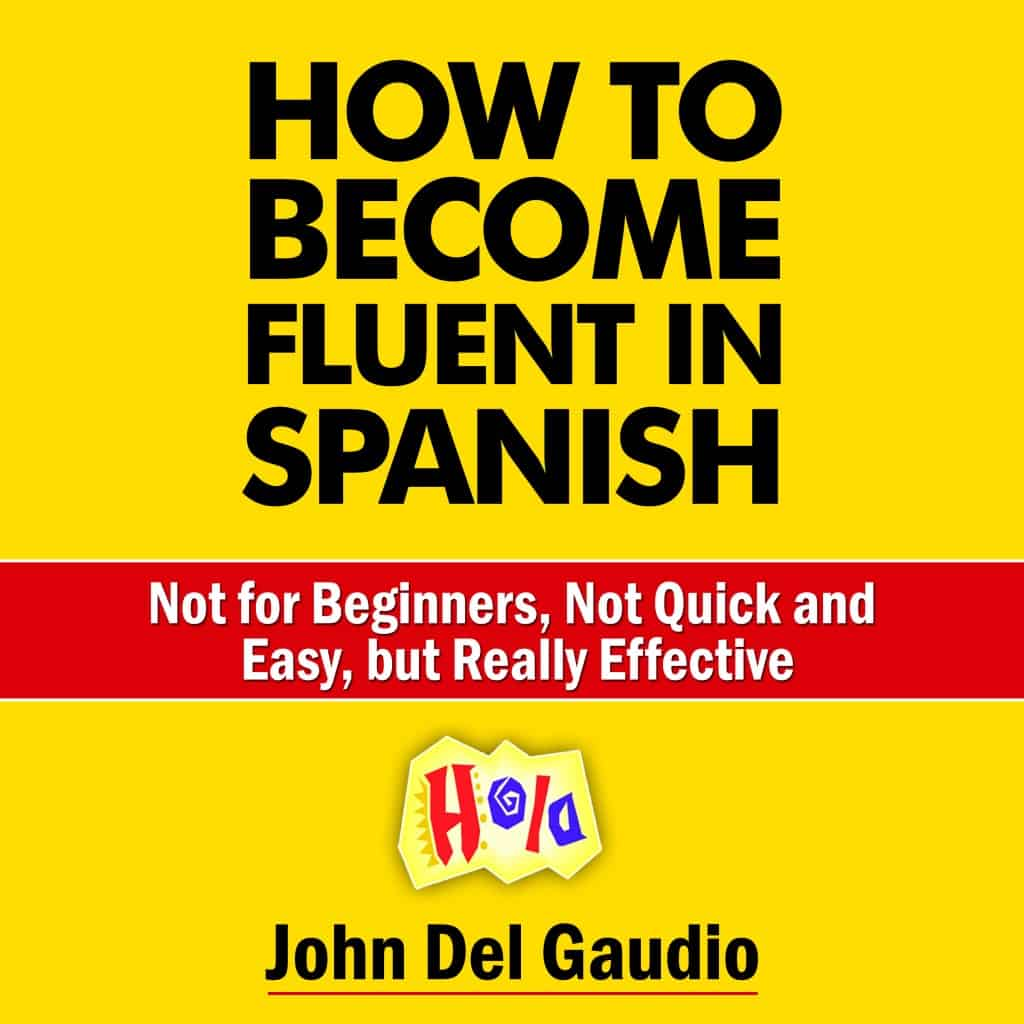 Fluent in Spanish Audiobook