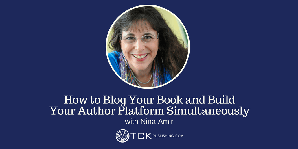 013: How to Blog Your Book and Build Your Author Platform