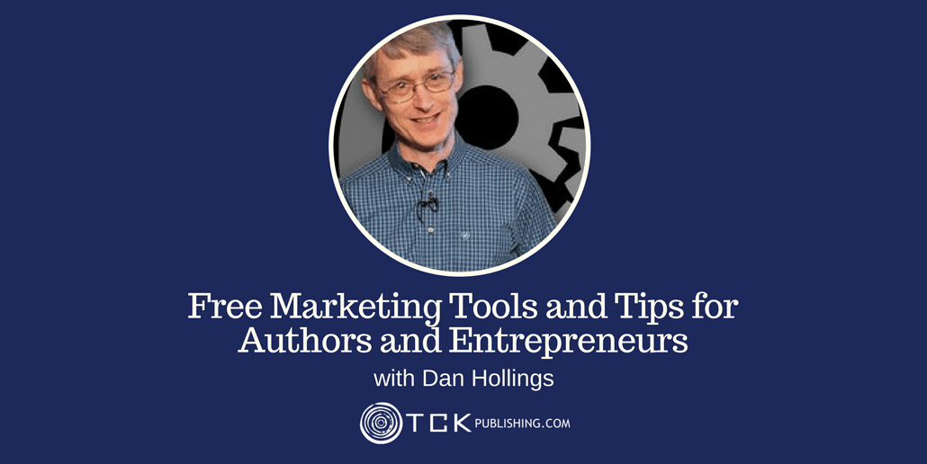 Free Marketing Tools and Tips Dan Hollings header