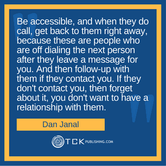 Write and Distribute Press Releases Dan Janal quote image