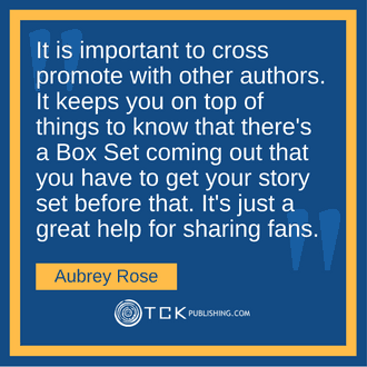 Become a New York Times Bestselling Romance Author SelfPublishing Aubrey Rose quote