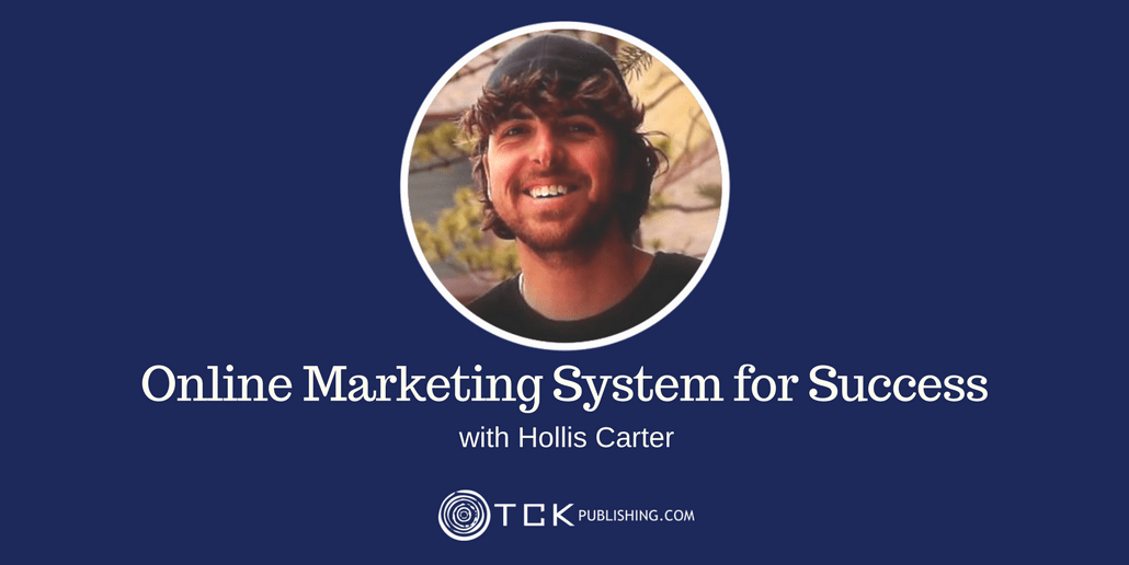 Online Marketing System Hollis Carter header