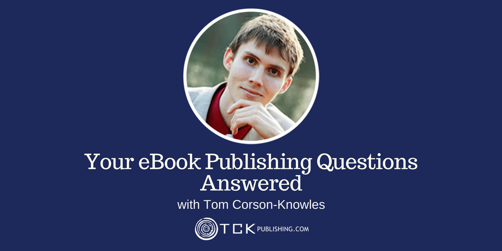 Your eBook Publishing Questions Answered header