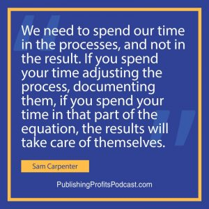 Create Business Systems Sam Carpenter quote image