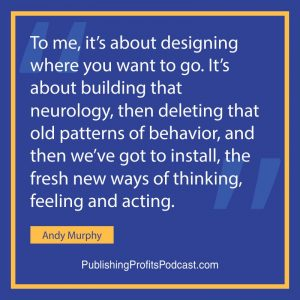 Creating a Success Mindset Andy Murphy quote image
