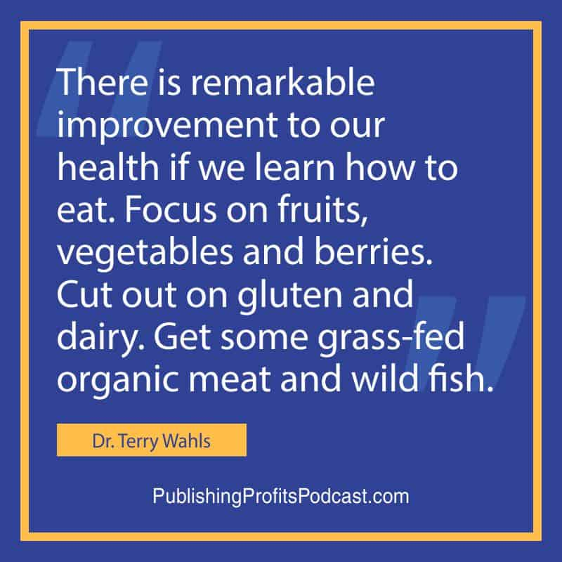 Healing Dr. Terry Wahls quote image