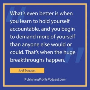 Finding Your Voice Joel Boggess quote image