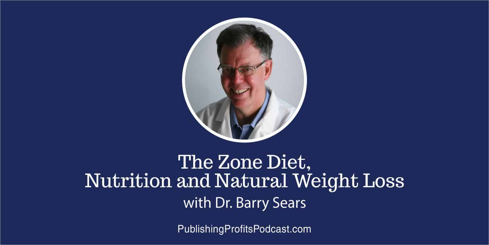Zone Diet Dr Barry Sears header