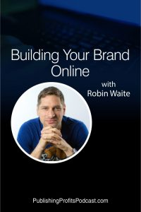 Building Your Brand Online Robin Waite pin image