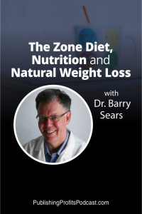 Zone Diet Dr Barry Sears pin image