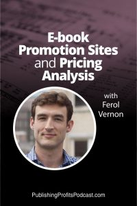 Ebook Promotion Ferol Vernon pin image