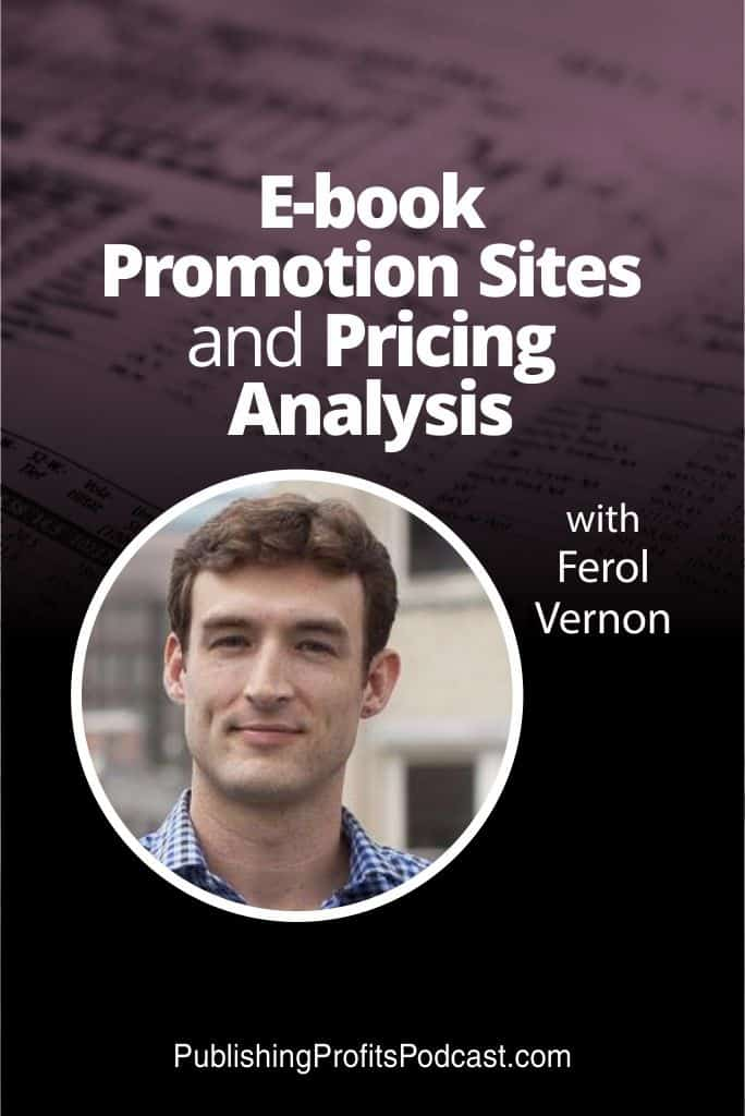 70: Ebook Promotion Sites and Pricing Analysis with Ferol