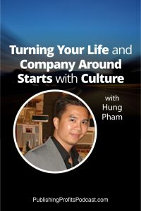 Turning Your Life Hung Pham pin image