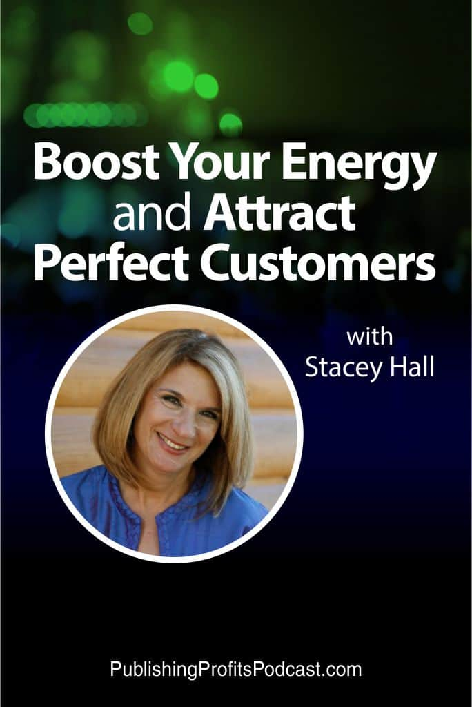 Boost Your Energy Stacey Hall pin image