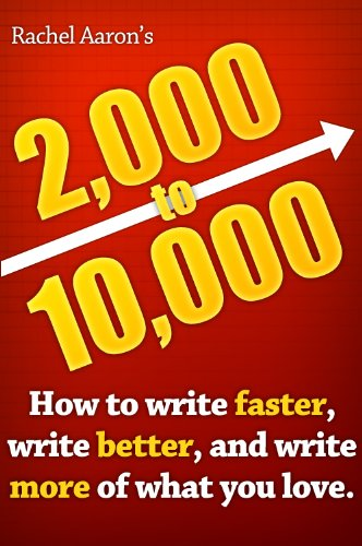2k to 10k writing book