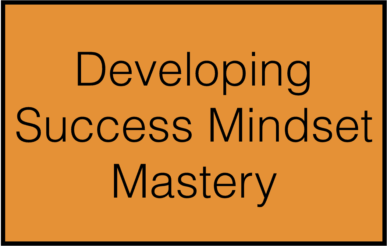 Developing Success Mindset Mastery Image