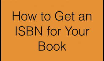 How to Get an ISBN for Your Book Without Getting Ripped Off