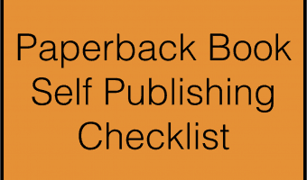 How to Self Publish a Paperback Book with CreateSpace Print-on-Demand [Plus Free Checklist Download]