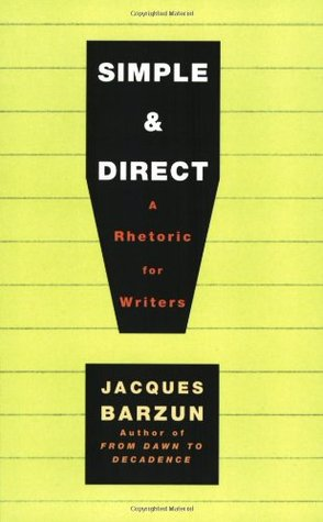 Simple and Direct book image