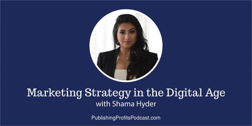 Marketing Strategy Shama Hyder header
