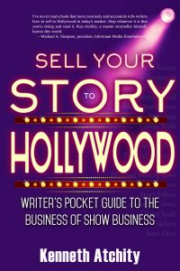 Sell Your story to hollywood book cover image