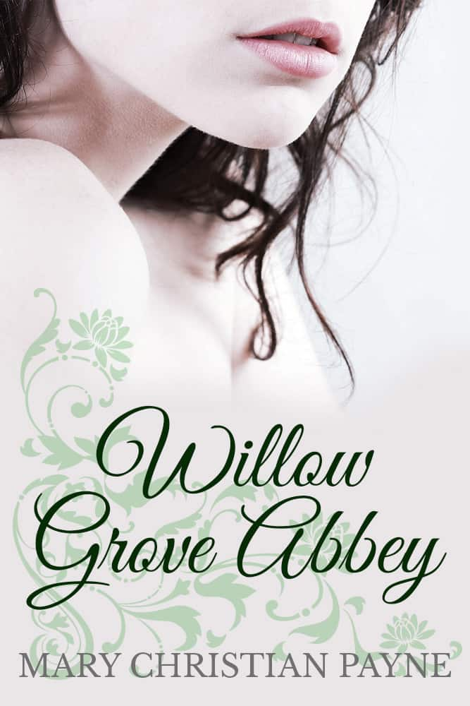 willow grove abbey historical romance book cover image
