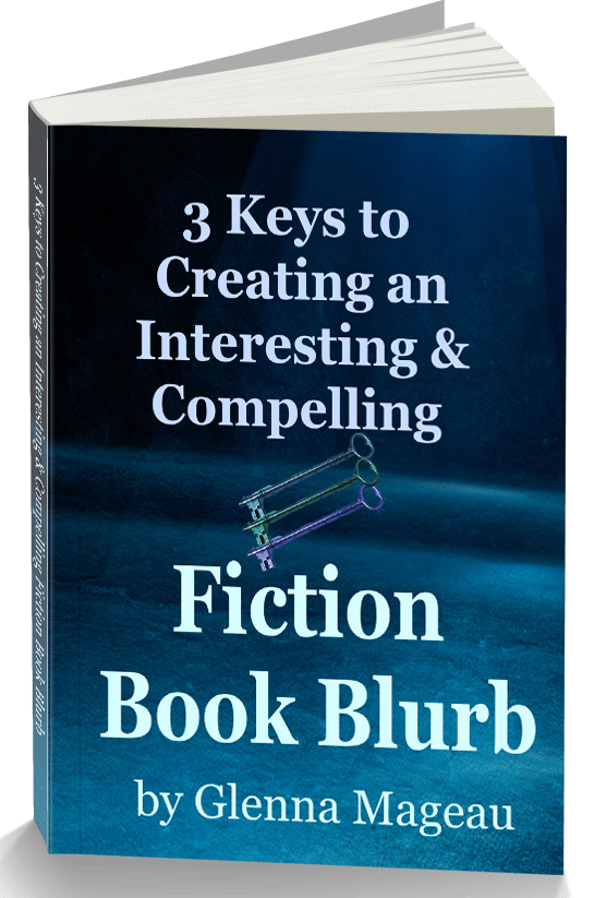 writing a fiction book blurb