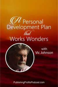 A Personal Development Plan Vic Johnson pin image