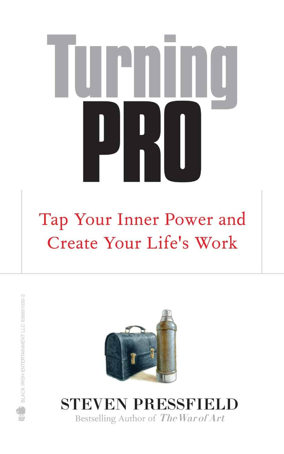 Turning Pro Book for writers