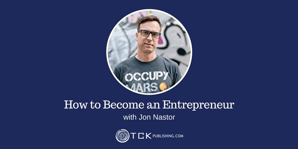 How to Become an Entrepreneur Jon Nastor header