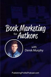 Book Marketing for Authors with Derek Murphy Image Pin