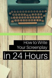 How to write your screenplay image