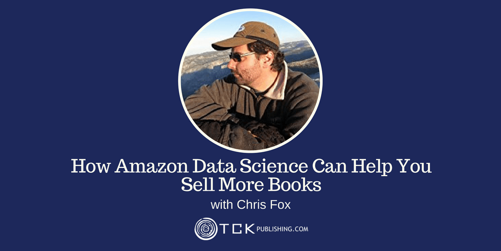 Amazon Data Science Chris Fox header