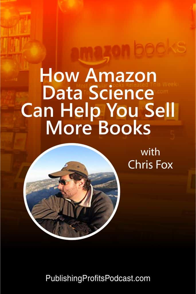 How Amazon Data Chris Fox pin image