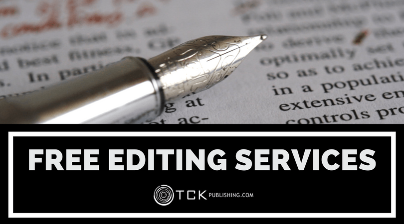 Types of Book Editing Services