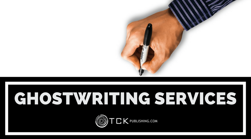fiction ghostwriting services