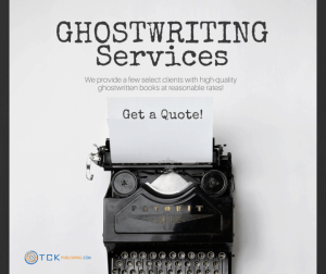 About Ghostwriting and Hiring a Ghostwriter