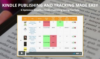 How to Track Keywords for Amazon Books Using K Optimizer 2.0