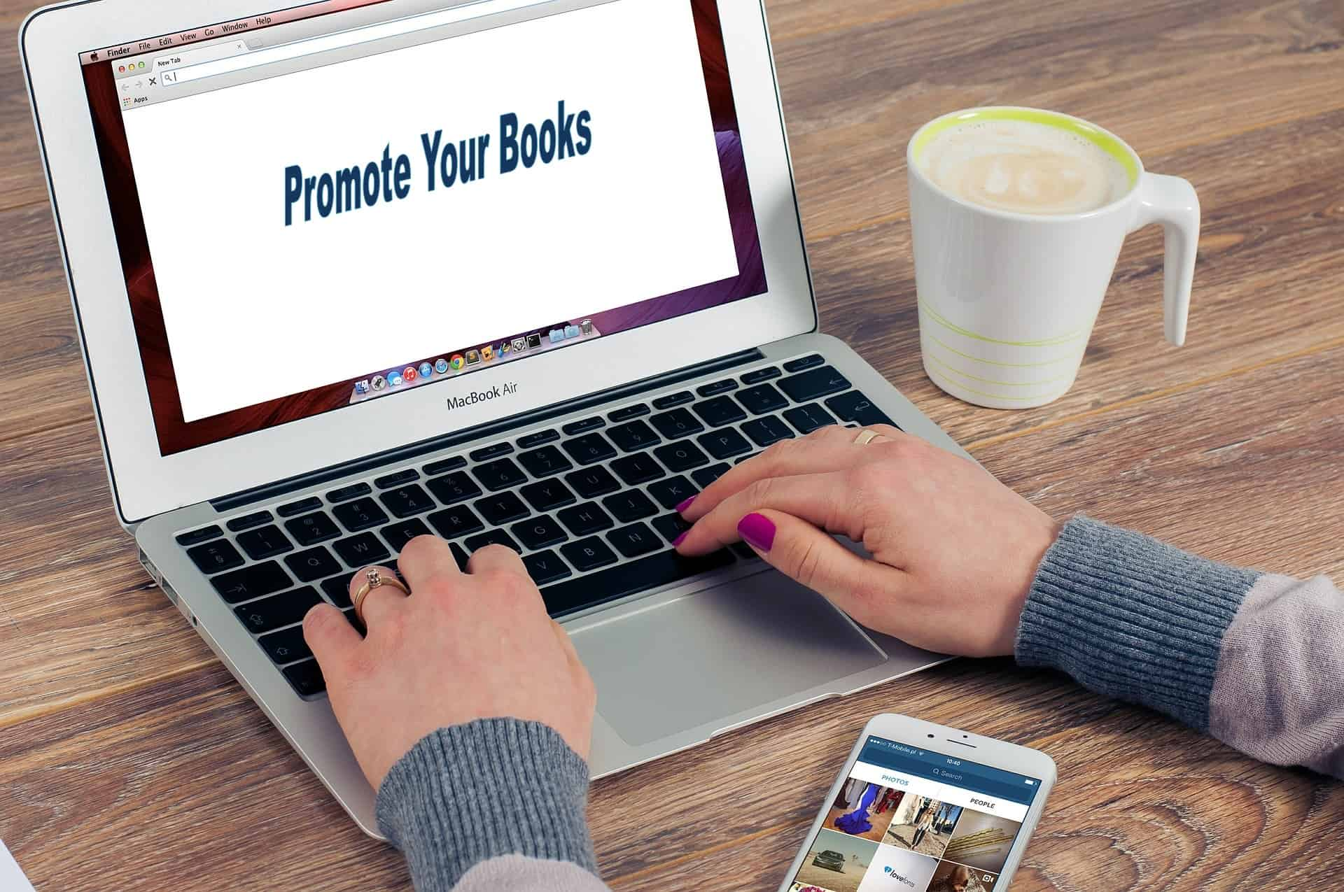 13 Sites to Publicize, Promote and Market Your Book With Little or No Marketing Budget