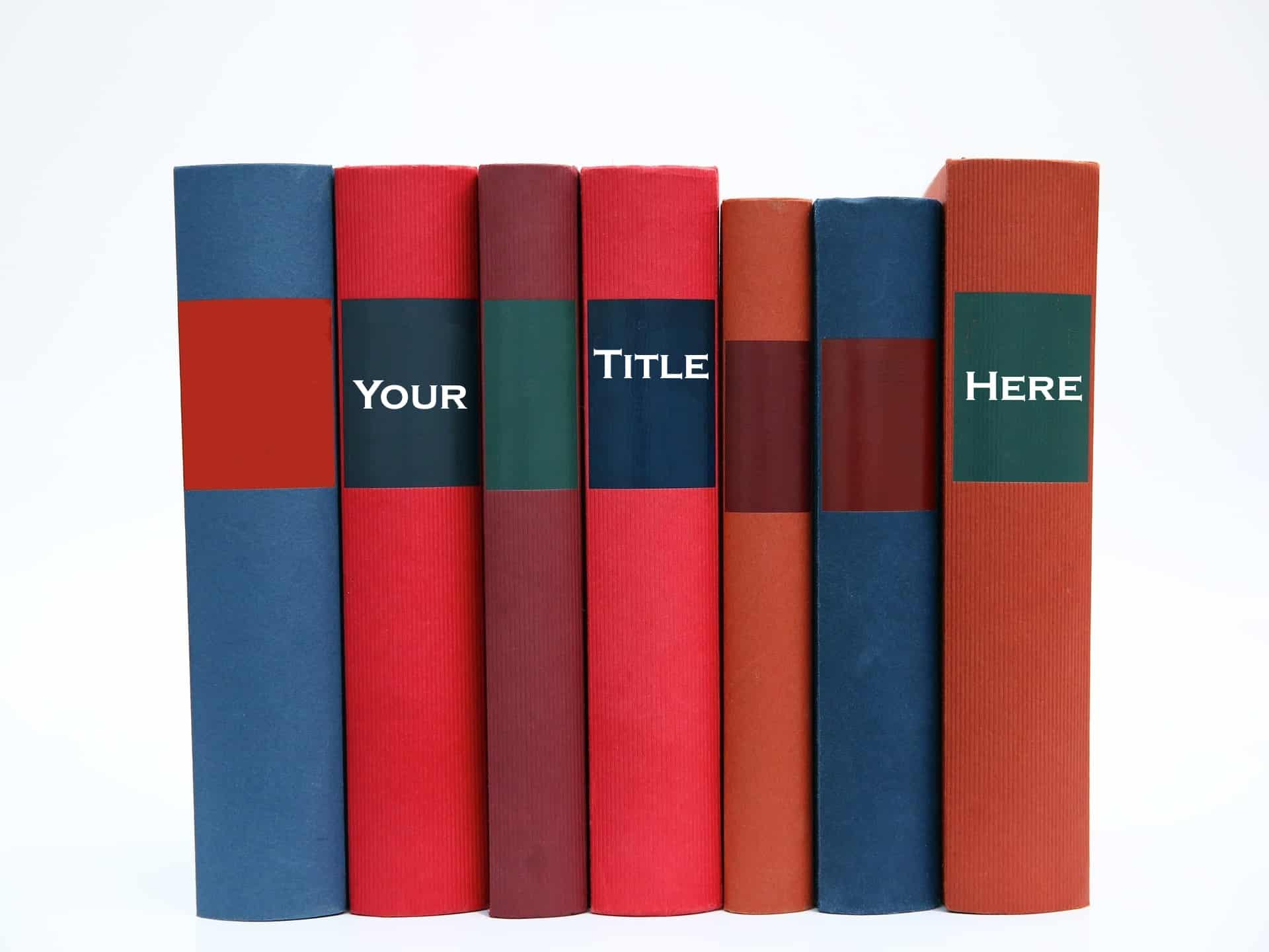 book titles that sell