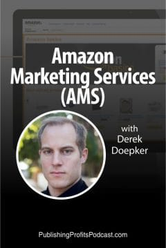 Amazon Marketing Services Derek Doepker pin image