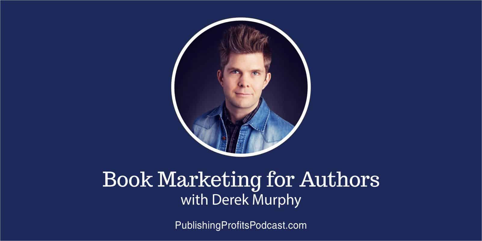 Book Marketing Derek Murphy header
